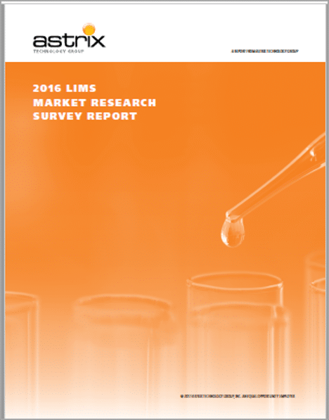2016 LIMS Usage and Research Report