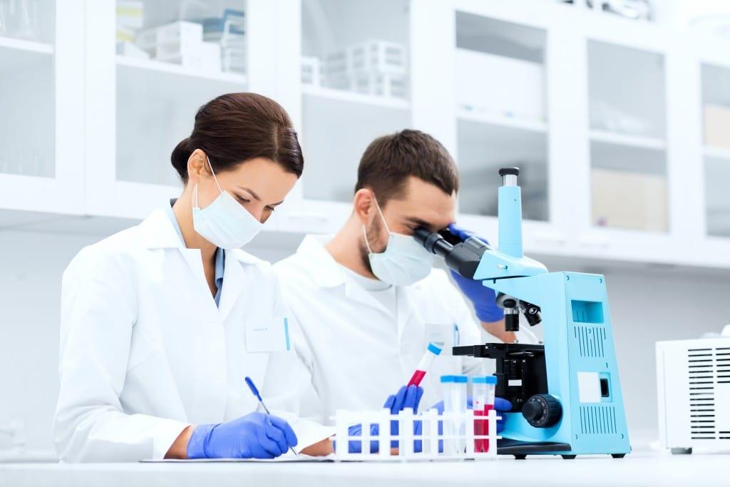 microscope lab report