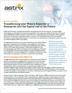 Waters Empower 3 White Paper