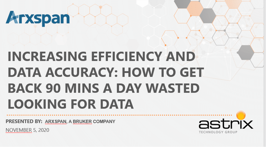 Increasing Efficiency and Data Accuracy: How to Get Back 90 Mins a Day Wasted Looking for Data