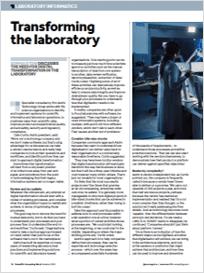 Transforming the Laboratory