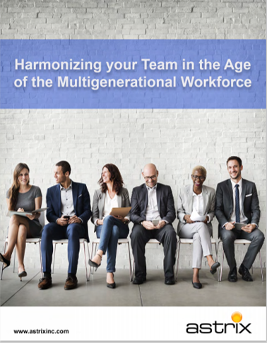 eBook - Harmonizing your Team in the Age of the Multigenerational Workforce