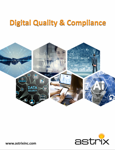 Digital Quality And Compliance